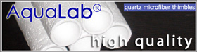 quartz microfiber thimbles soxhlet gases